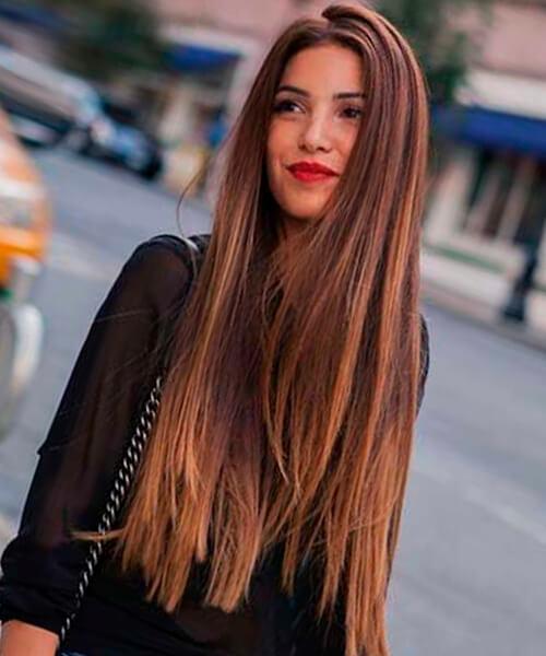 De longs cheveux... Dangereux en Colombie !